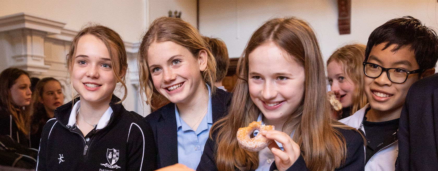 Dauntsey's School - meet a selection of our pupils