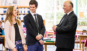 Dauntsey's sixth form wider curriculum