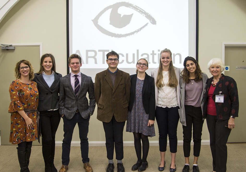 Dauntsey's Represents at the ARTiculation Prize