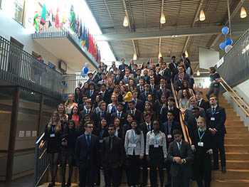 Model United Nations Trip to The Hague