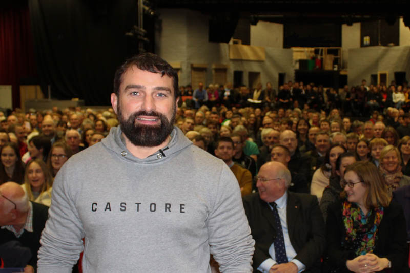 Mercers' Lecture Review: Ant Middleton