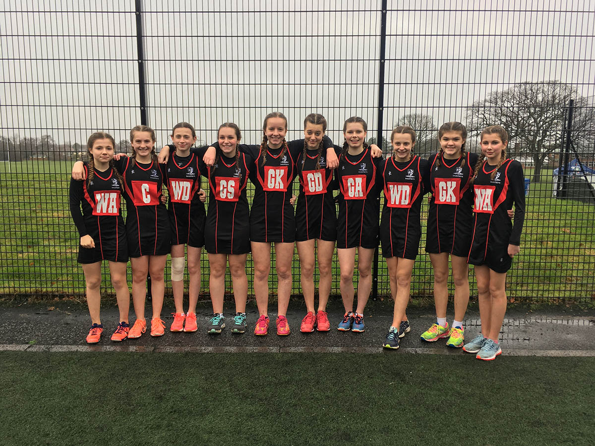 U14 Girls Impress at Regional Competition