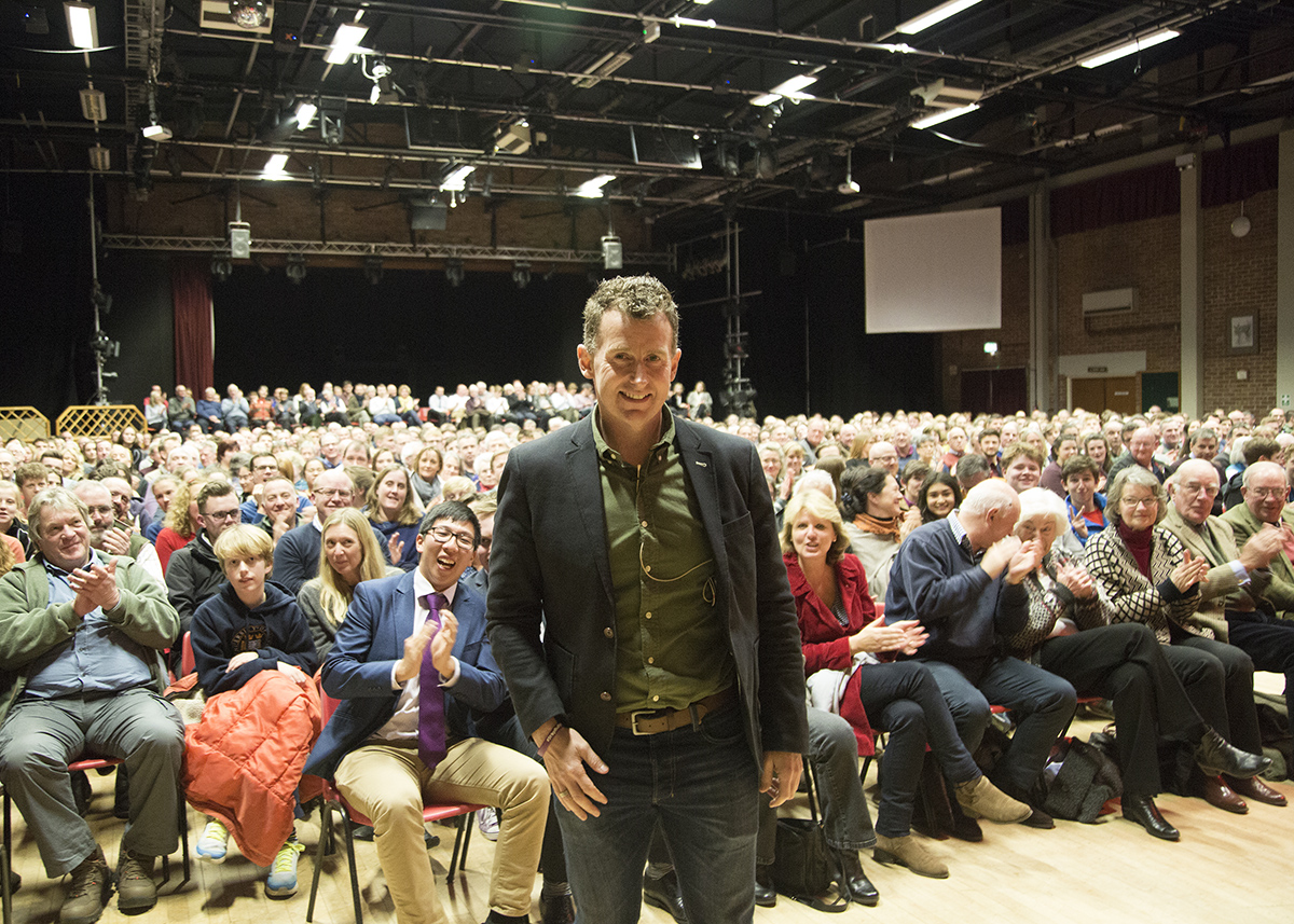 Mercers' Lecture Review: Nigel Owens