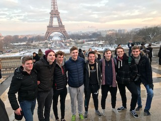 U6 History Trip to Paris