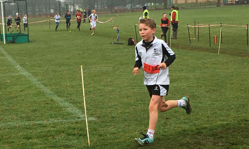 County Schools' Cross Country Championships