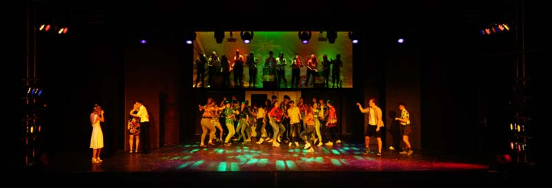 Hit musical 'Our House' delights audiences at Dauntsey's