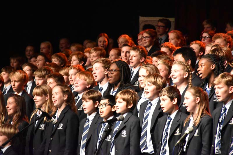 Lower School Music Competition and Concert