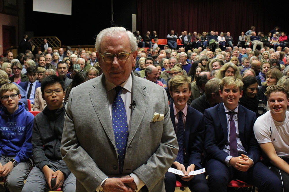 Mercers' Lecture Review: Dr David Starkey CBE
