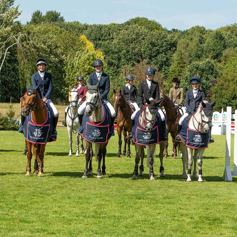 Dauntsey's Equestrian Team Riding High After Hickstead Win