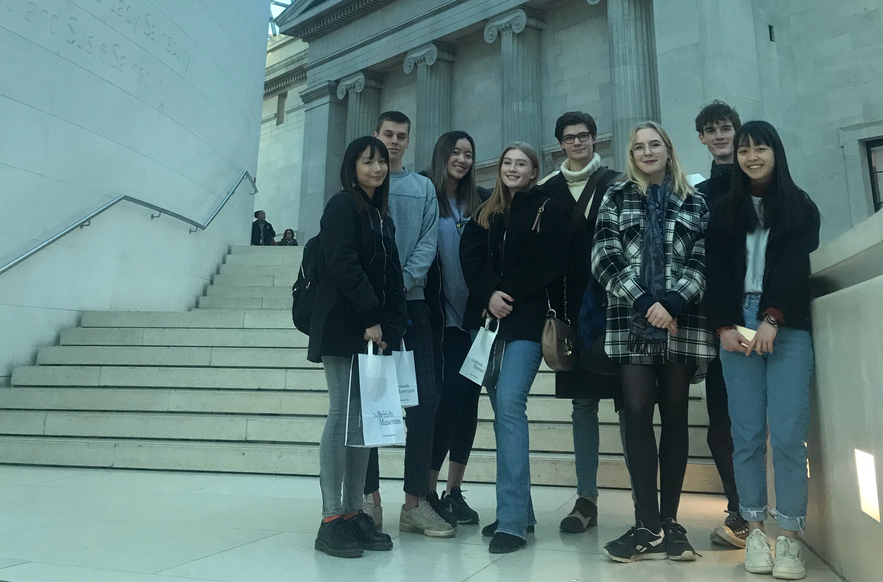 Art History Trip to London