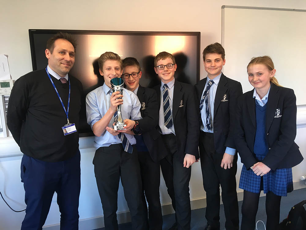 Third Form Scholar's Enterprise Challenge