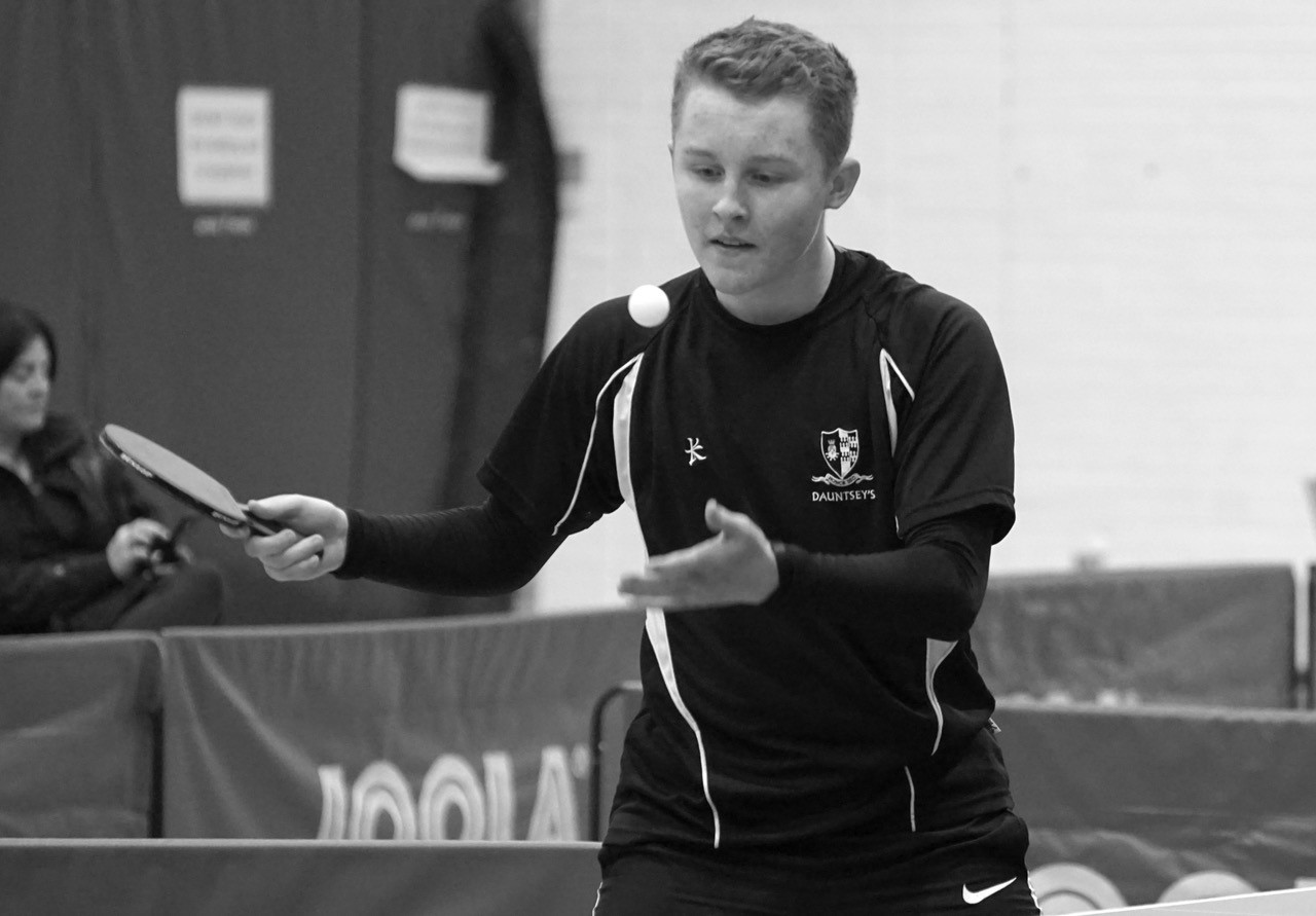 Table Tennis News: Dauntsey's v Calne