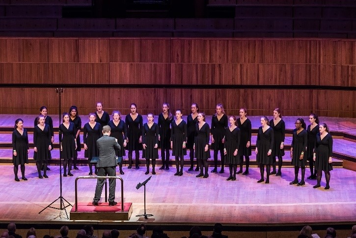 Music Success: Gilliat Prize, Female Voices Choir and Mid Somerset Chamber Festival