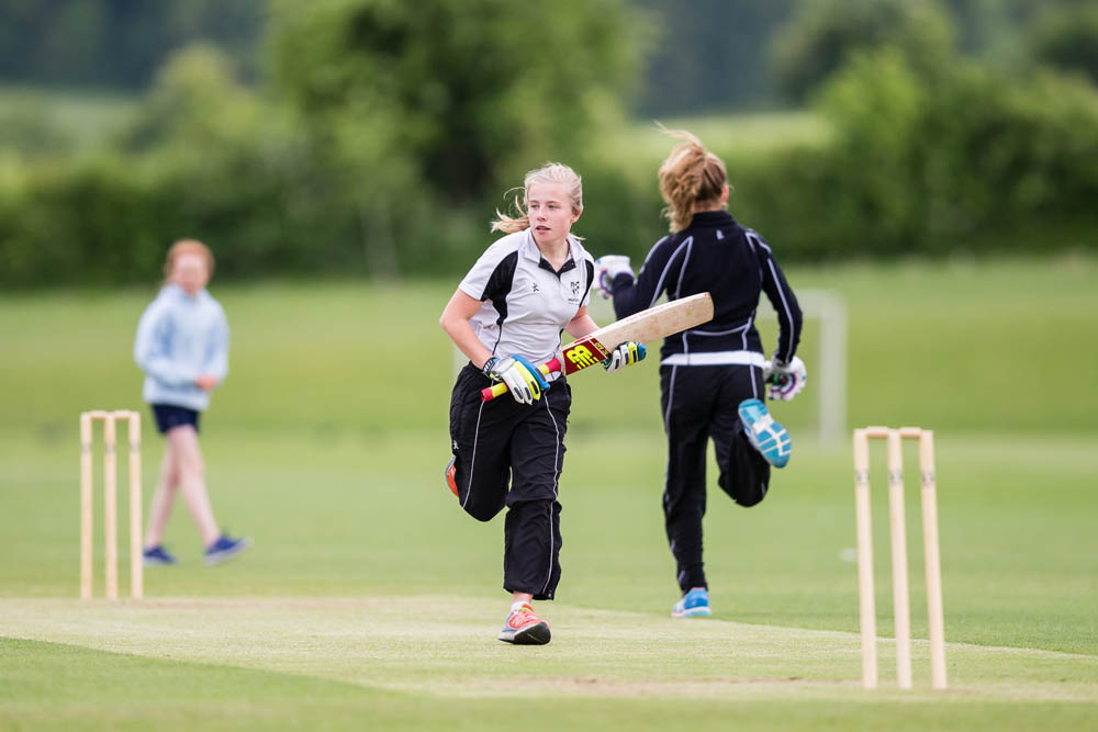 Girls' Cricket Continues to Storm Forward