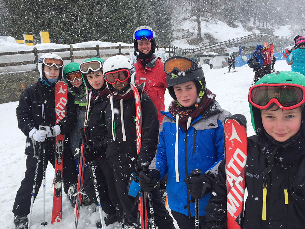 Lower School Ski Trip 2018