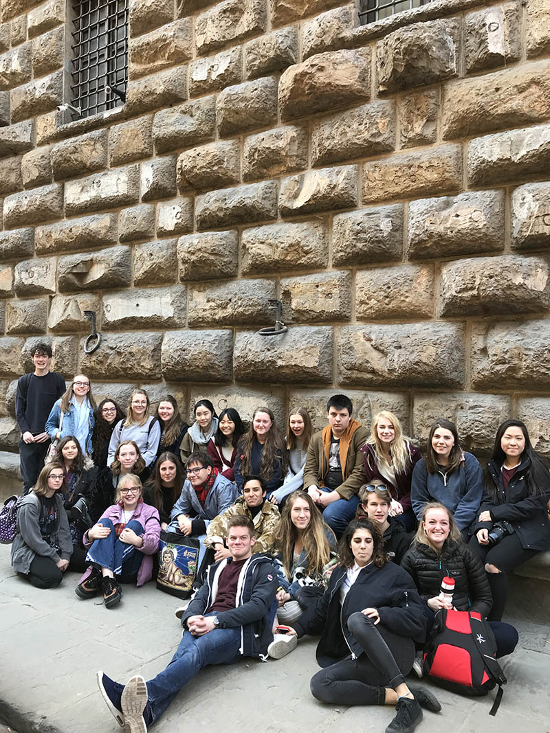 Art Trip to Florence 2018