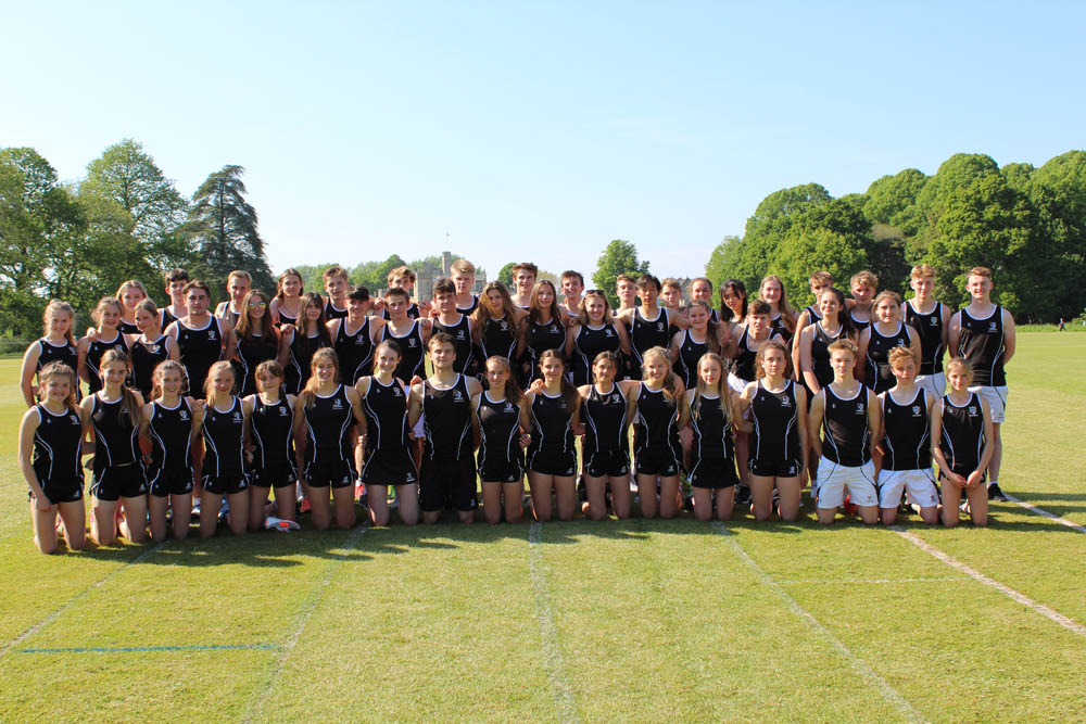 Athletics 2018