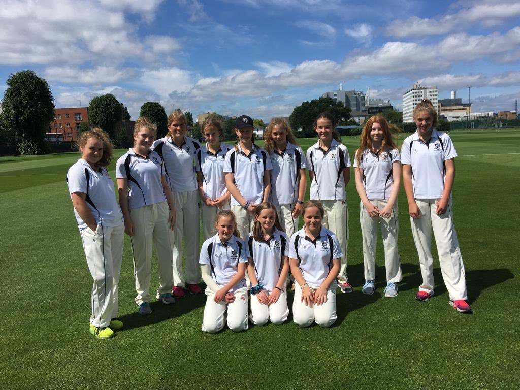 Girls Cricket 2019