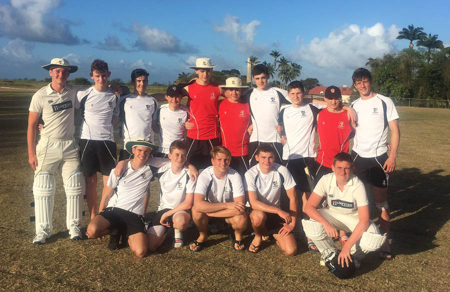Senior Boys' Cricket Tour to Barbados