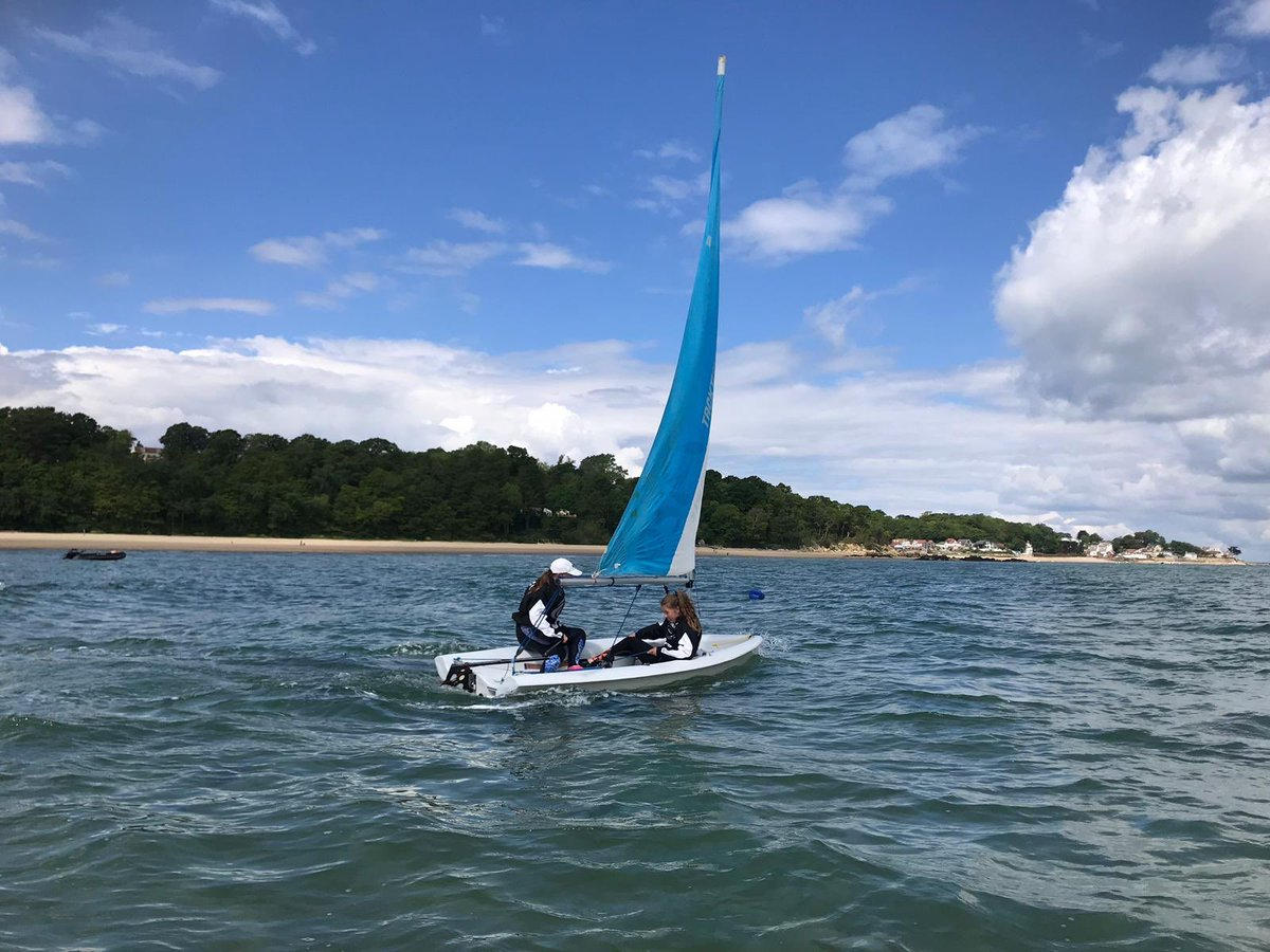 Second Form Dinghy Adventure 2019
