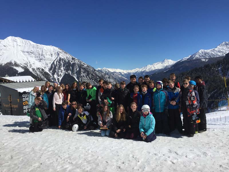 Lower School Ski Trip 2019