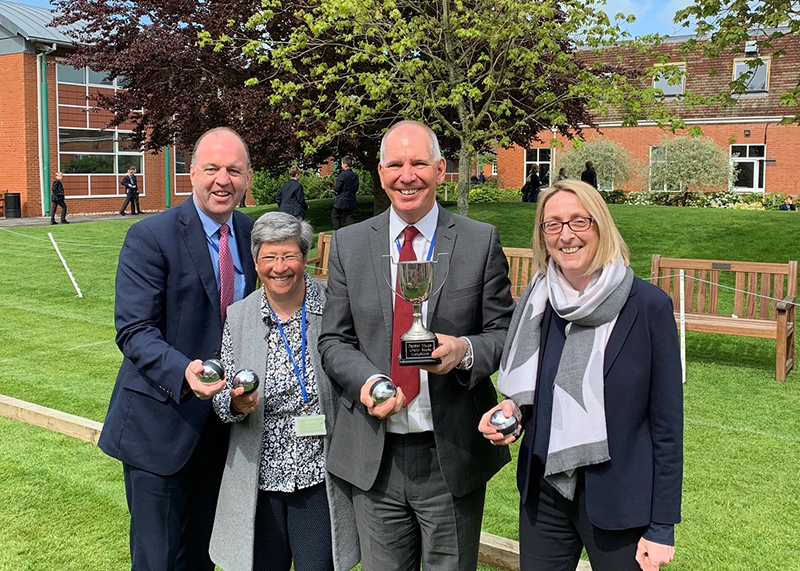 Farmer House Annual Boules Tournament 2019