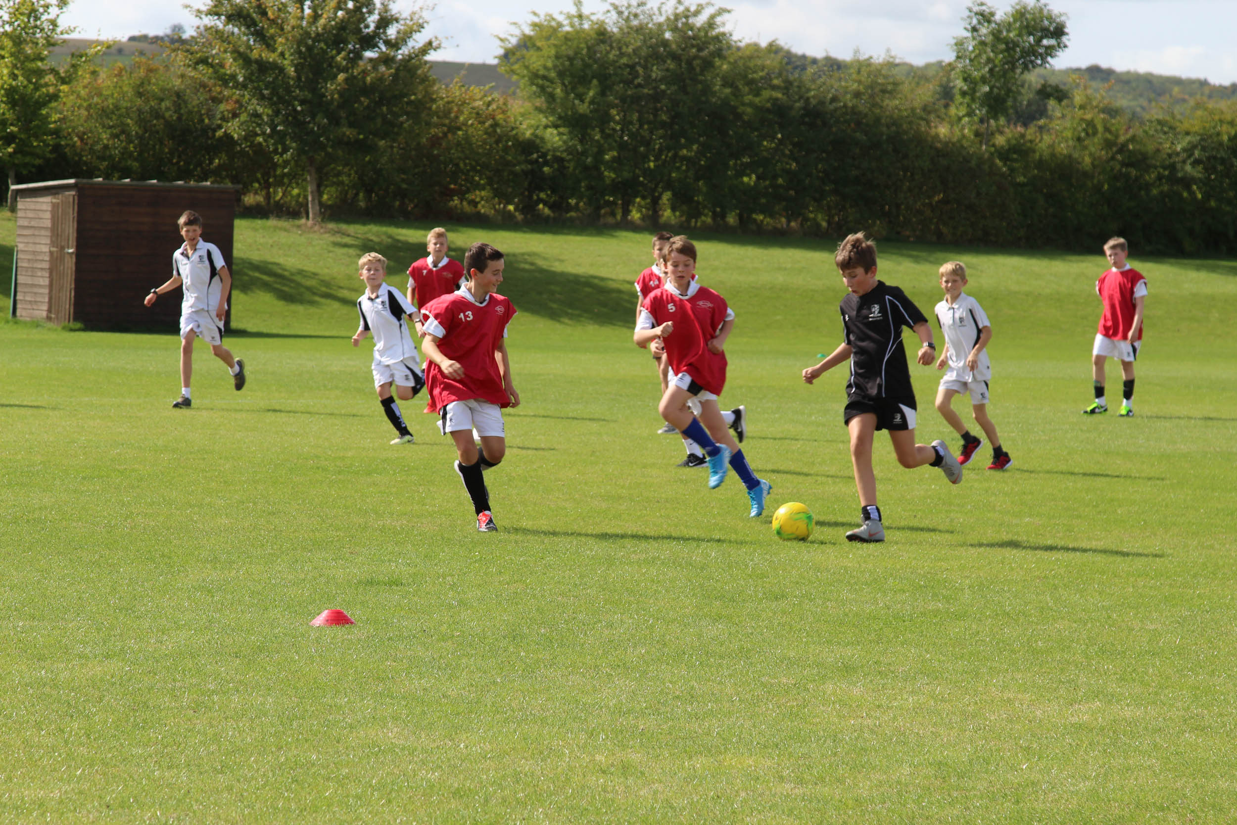 Autumn Sports at Dauntsey's